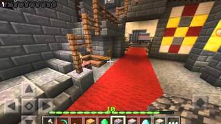 Minecraft PE Zengin Fakir      part 3