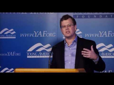 Peter Schweizer Speaks at YAF Conference