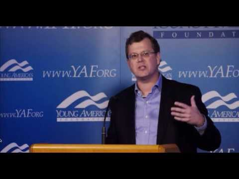 Peter Schweizer Speaks at YAF Conference - YouTube