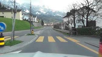 Kägiswil Sarnen Sarnersee Sachseln Ewil Giswil Schweiz Switzerland 5.4.2015