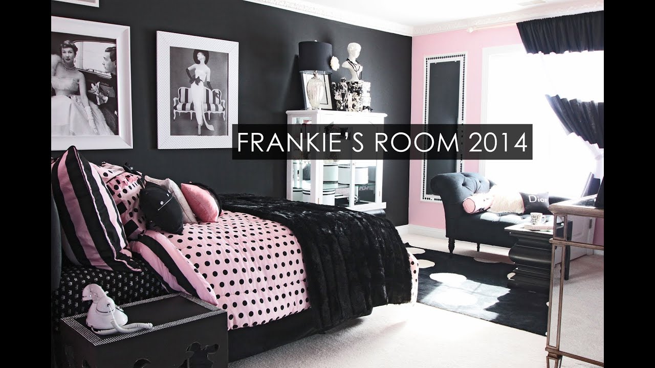 Black And White Themed Bedroom Wake Up Frankie Frankie S Room Tour 2014 Frenchie Left