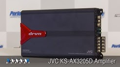 JVC KS AX3205D Amplifier