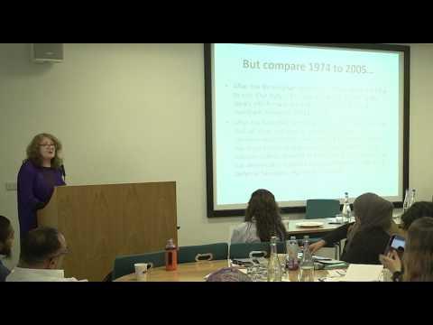 Birmingham's Muslims (4/6): Suspect Communities: Comparing the Irish and Muslim Experience