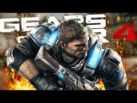 COUPÉ EN DEUX !   Gears of War 4 Beta