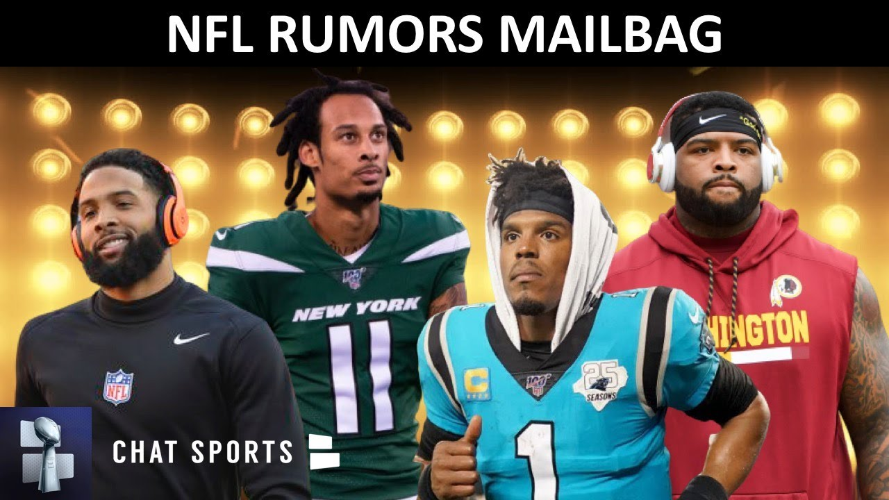Robby Anderson to sign with Panthers, who continue busy ...