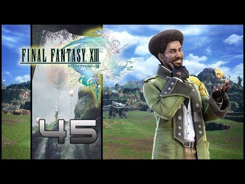 Guia Final Fantasy XIII (PS3) Parte 45 - Realizando misiones [5]
