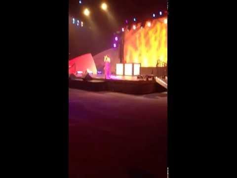 "Zoemar Lebron Celebration High School Prom interpretando ""Ghost"" Ella Henderson"