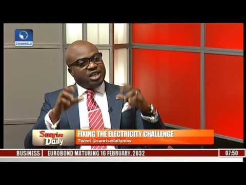 O'Neal Lajuwomi Highlights Solutions To Nigeria's Electricity Challenge Pt 2