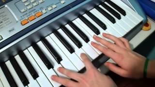 Habla si puedes piano - Violetta