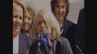 Edith Windsor talks about her case that could upend the Defense of Marriage Act