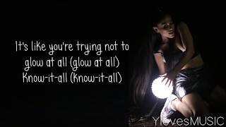 Ariana Grande ft. Nicki Minaj - The Light Is Coming (Lyrics)