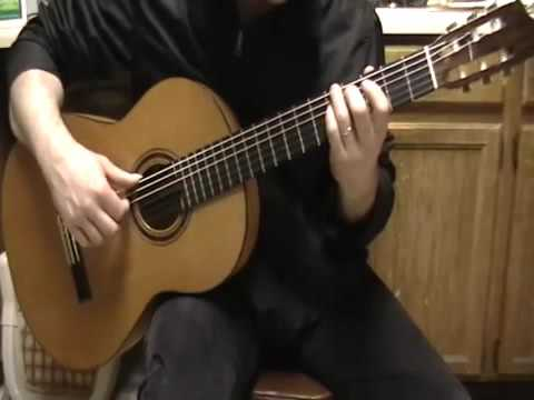 Classical Guitar Lesson Part 1