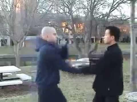 Wing Chun - Sifu Phu Pham - Vietnam