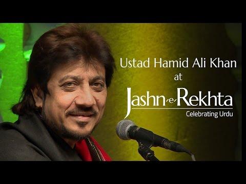 Lagi re tose lagi by Hamid Ali Khan at Jashn-e-Rekhta-2015