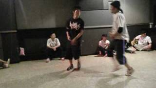 神戸deバトル~BREAK - B-BOY/B-GIRL SOLO BATTLE - 2010.8.6.FRI@神戸...