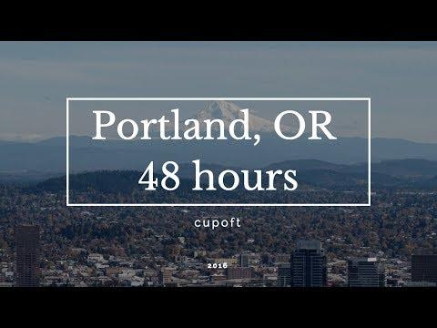 THINGS TO DO: PORTLAND, OREGON | 48 hours