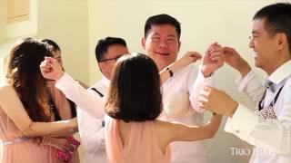 Wedding Video of Chris & Daphne (Trio Films)