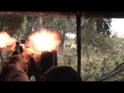 BIG Whitetail Taken With 44 Mag Handgun