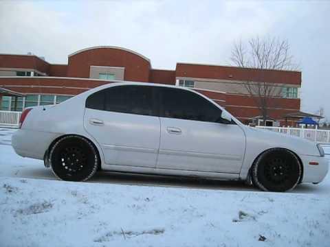 Hyundai Elantra Xd Turbo Exhaust Youtube