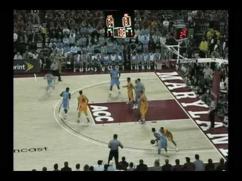 Dave Neal 2008/2009 Maryland Basketball