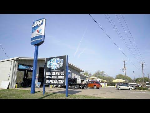KC's Automotive/Express Lube/Car Wash/Paintshop Update