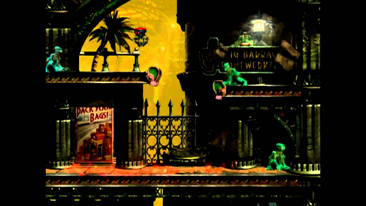 oddworld map - after rupture farms part 3 - YouTube on