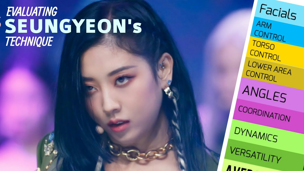 How good is SEUNGYEON in dancing? A Dancer's Analysis