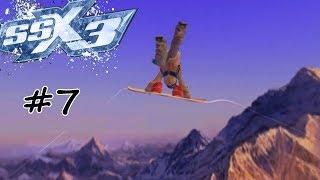 SSX 3 - Griff ~ #7 | Ruthless Ridge