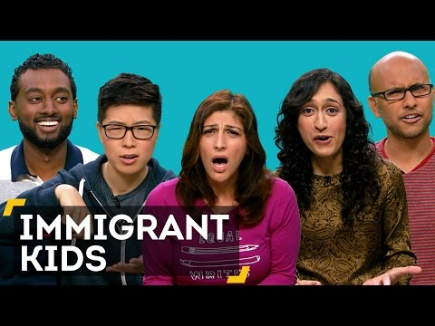 6 Things All Immigrant Kids Experience