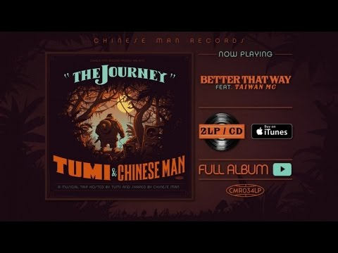 Chinese Man - Better That Way mp3 indir