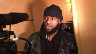LeBron James on Derrick Rose: