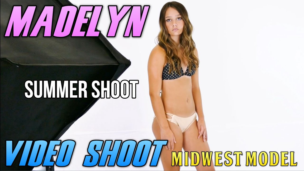 Teen Model Madelyn - Summer Shoot - 2020 - Midwest Model Agency