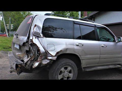 Toyota Land cruiser ремонт кузова Auto body repair.