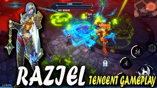 Raziel (拉结尔) by Tencent Android Beta Gameplay