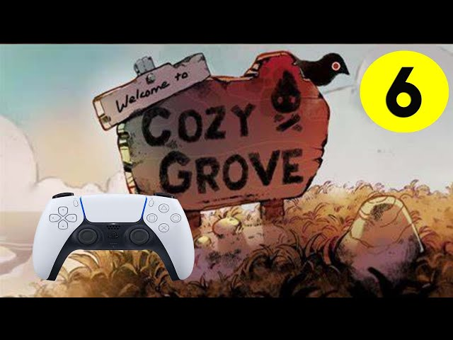 Cozy Grove PS5 Day 6