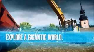 Construction Simulator 2015 - Teaser Trailer Hd