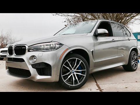 2017 BMW X5 M Full Review /Exhaust /Start Up