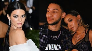 Ben Simmons Accuses Tinashe of STALKING Him & Kendall Jenner?