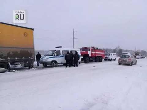 Авария под Курганом унесла пять жизней: трое взрослых и двое детей 2