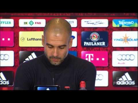 Pep Guardiola sehr emotional über Tito Vilanova | FC Bayern München - Werder Bremen 5:2