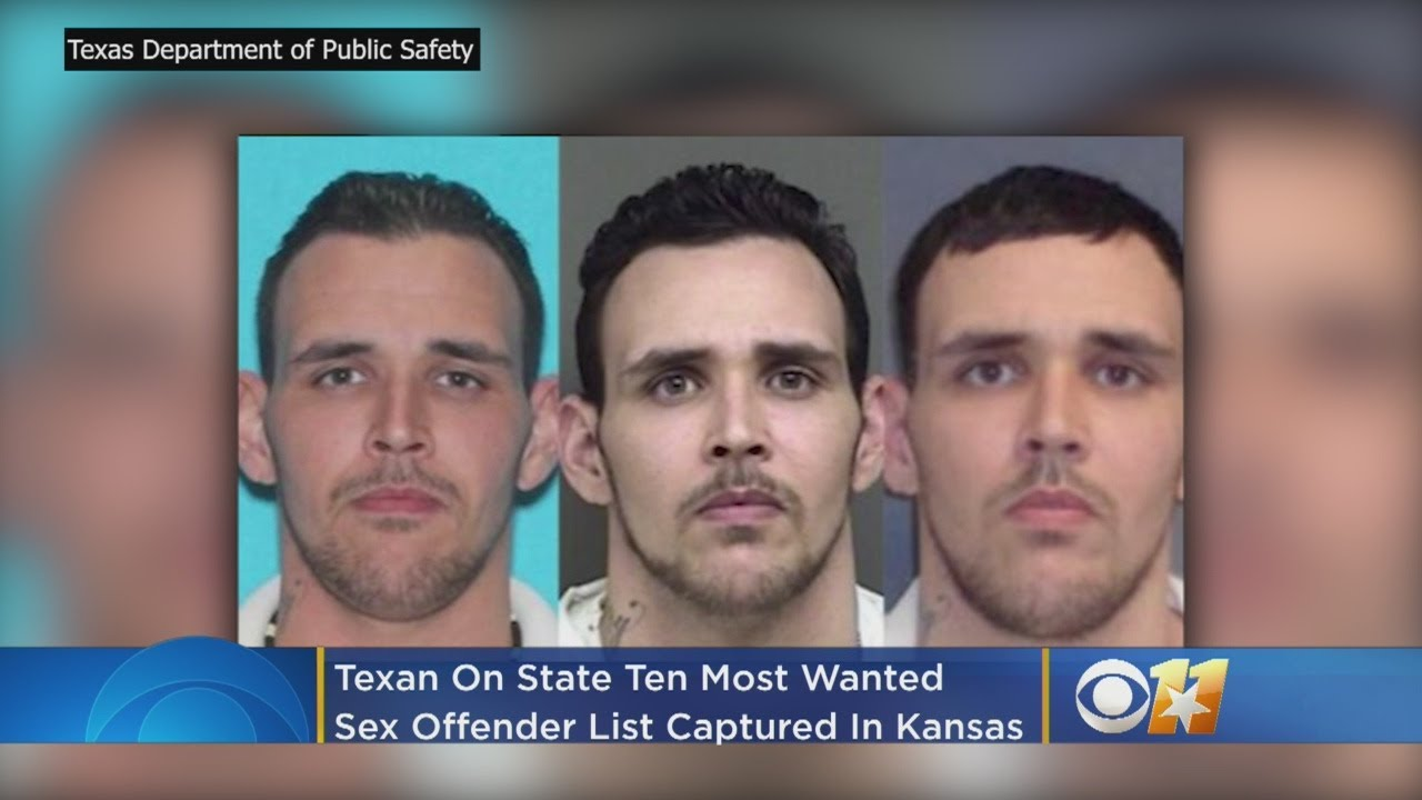 state of texas list of sex offenders