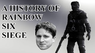 A History Of Rainbow Six: Siege