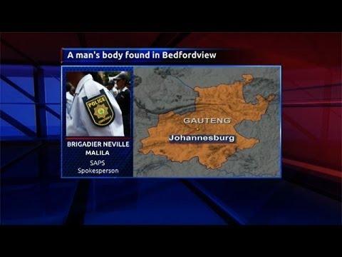 Man gunned down in Bedfordview