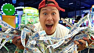 How I Won 500 Tickets In 1 Second