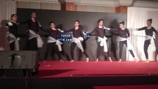 Rotary cochin city Dance at spandanam 2016
