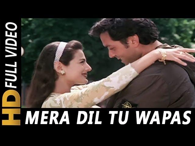 Mera Dil Tu Wapas Mod De | Shaan, Sunidhi Chauhan | Kranti 2002 Songs | Bobby Deol, Ameesha Patel