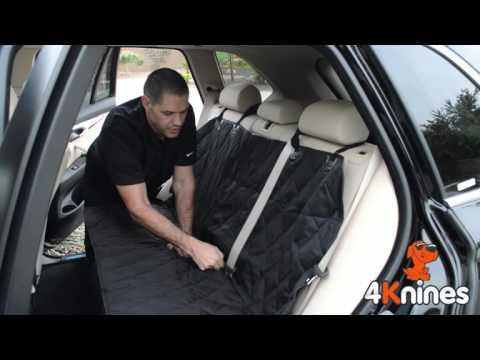 4Knines Split Seat Cover Install - Видео онлайн