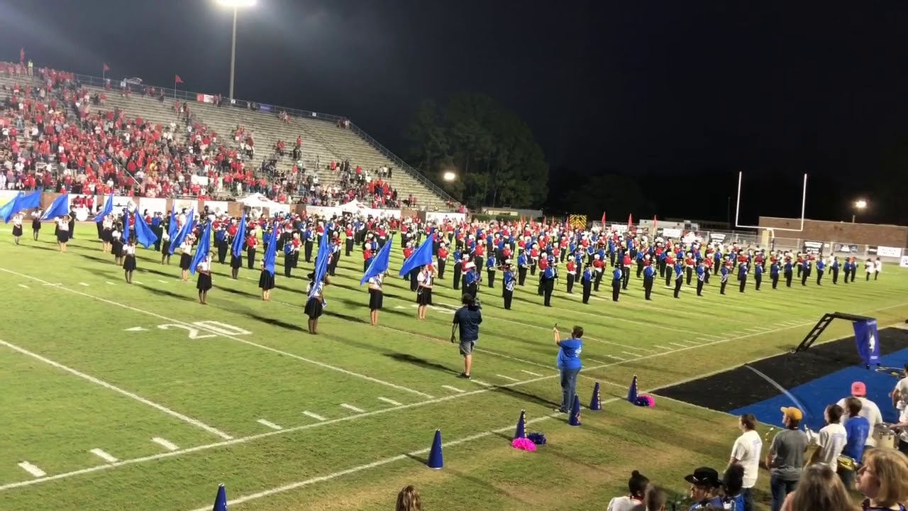 GA and BHS Combined National Anthem