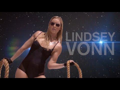 Lindsey Vonn's Covershoot for the Red Bulletin