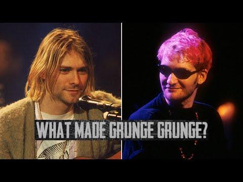 What Made Grunge Grunge?